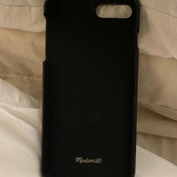 Madewell Phone Cardholder iPhone Case